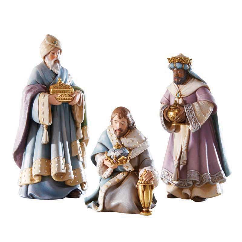 Beth Nights Nat 3 Kings - Three Wise Men - Set of 3